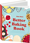 Illustrated version of Better Baking Book cover